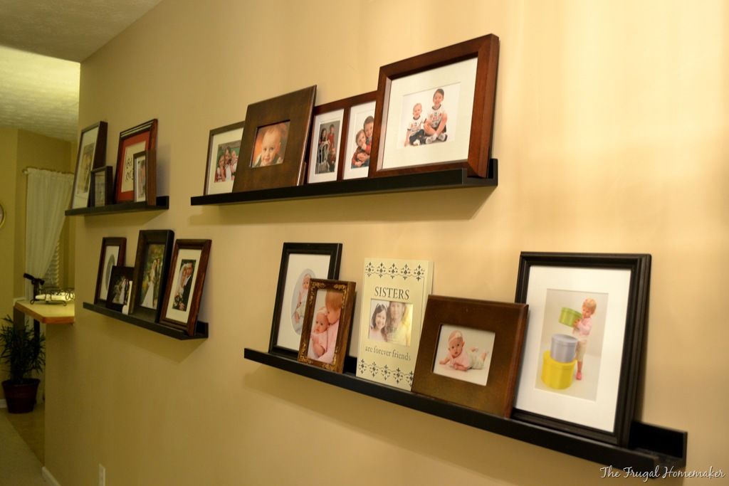 Day 14 – Decorating with family photos