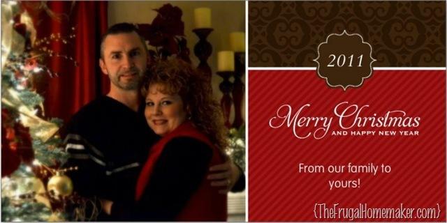 Christmas card 2011 for blog