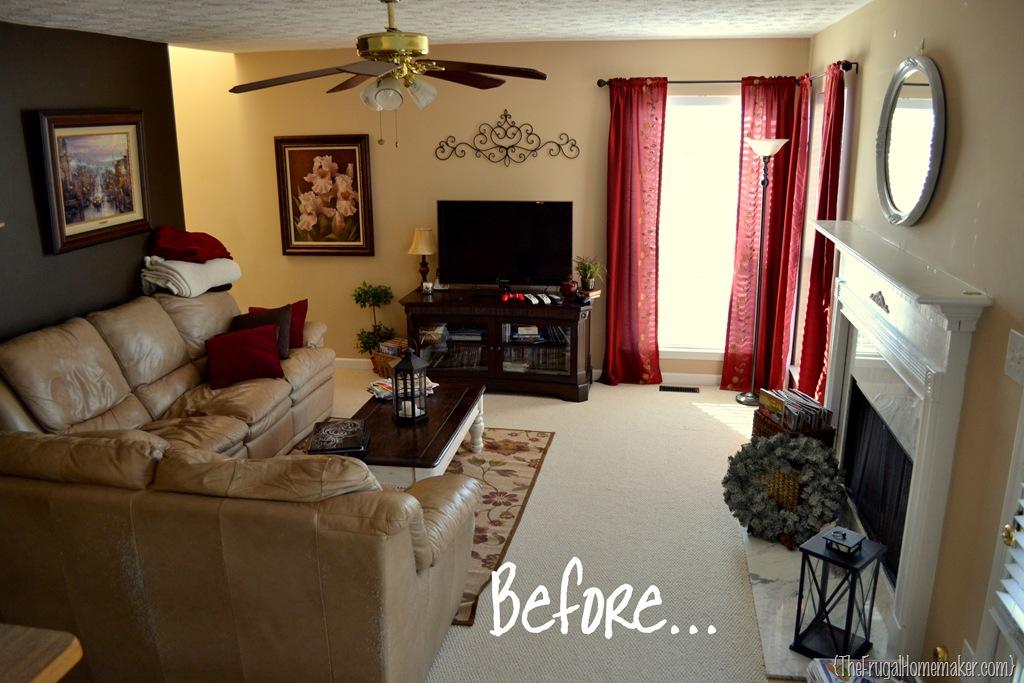 Simplify Living Room