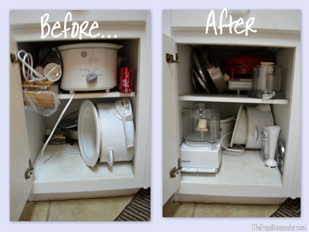 Simplify kitchen cabinets drawers and countertops Organizing kitchen cabinets and drawers
