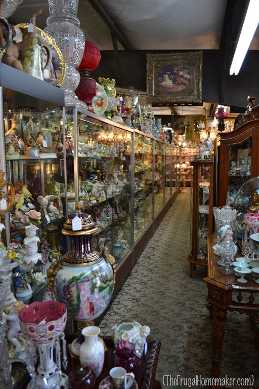 A Day Of Thrifting And Antiquing In Pigeon Forge Tn