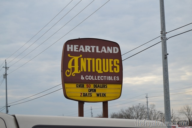 Antique store - Pigeon Forge, TN