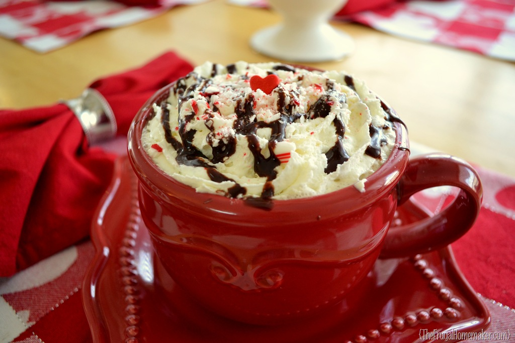 P52: Drink up + my favorite Peppermint Mocha recipe