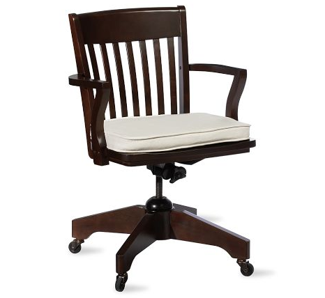 Friday Fun Frugal Finds Pottery Barn Style Office Chair