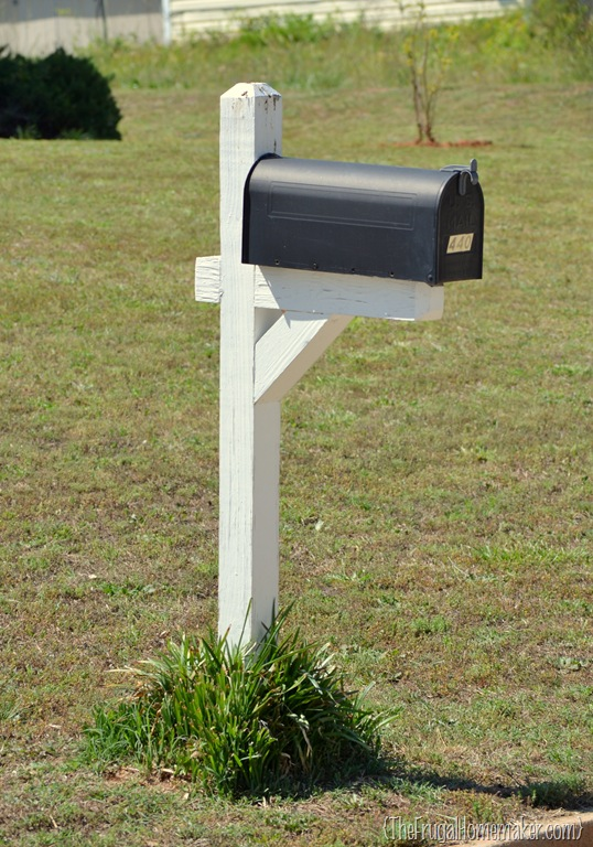 Wooden Mailbox Post Design Ideas | Best House Design Ideas
