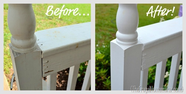 porch beforeafter