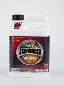 I am having an AMDRO® Ant block party + $50 giveaway!!