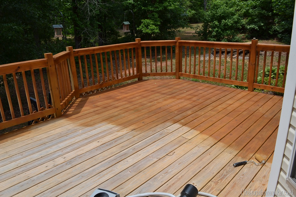 Behr Deck Stain In the News