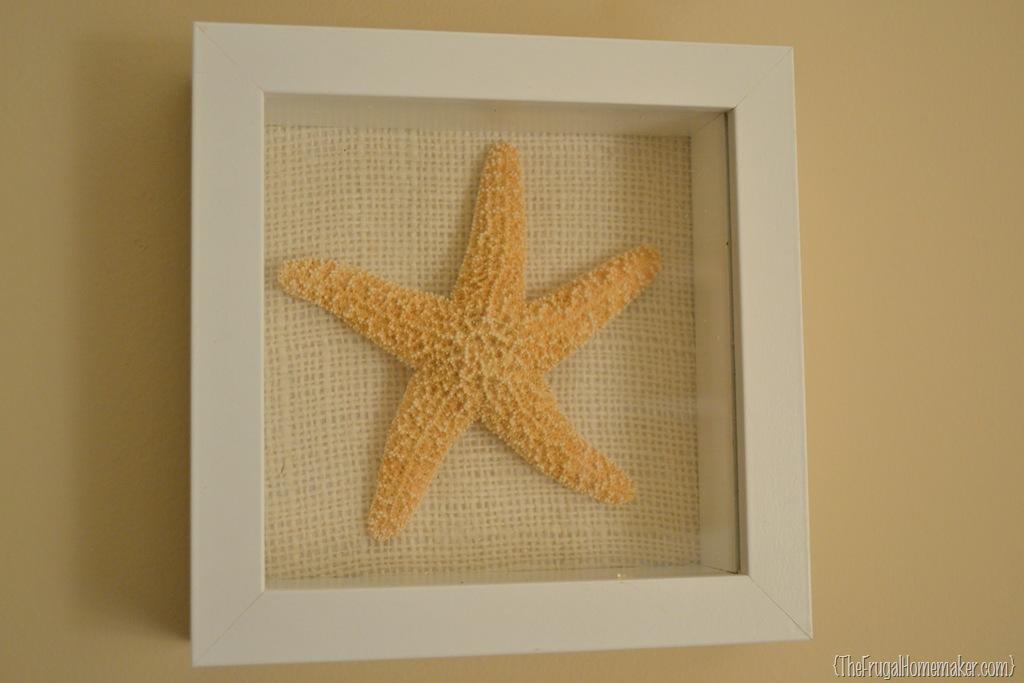 Beach Inspired Art Sea Shell Art