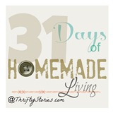 31 days of Homemade Living