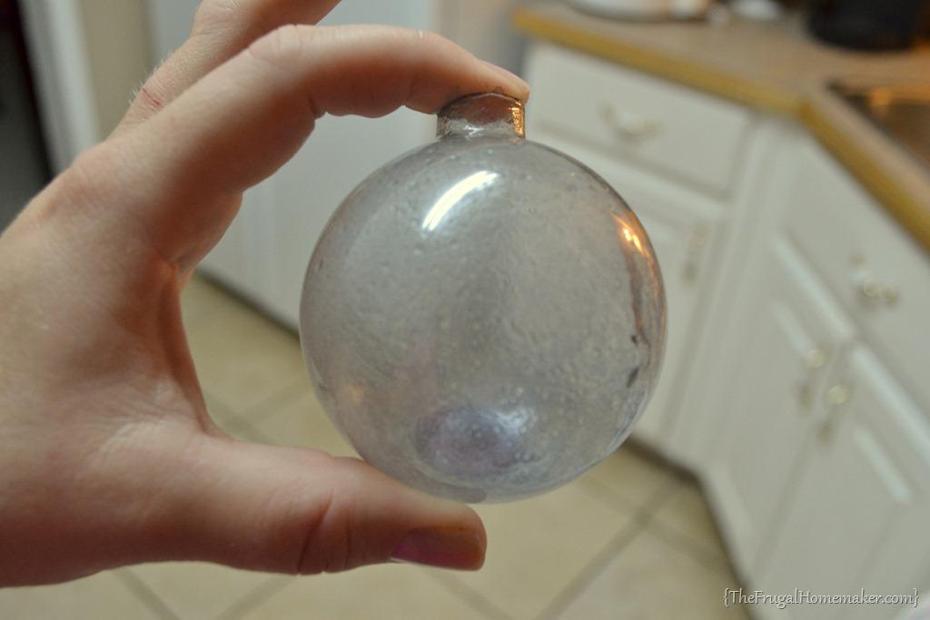 Diy mercury glass ornaments solutioingenieria Choice Image
