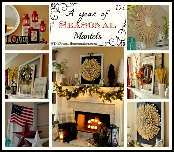 2012 year of mantels