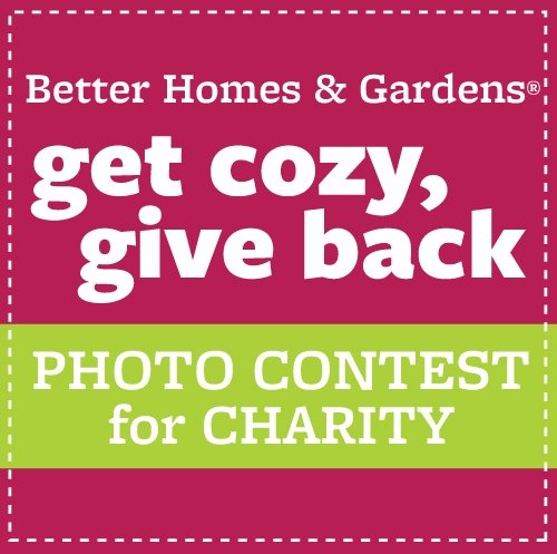 BHG Get Cozy, Give Back