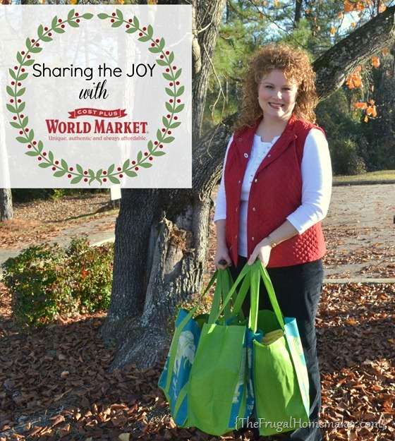 Sharing the Joy with World Market