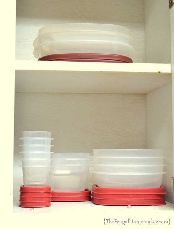 Rubbermaid Easy-find lids