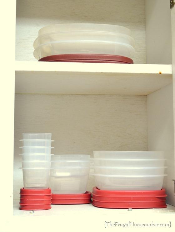 Rubbermaid Easy-find lids