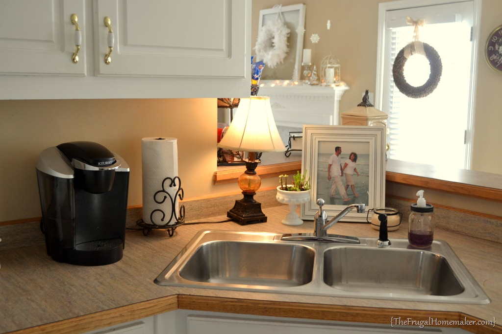 House tour: Kitchen (the good, the bad, and the ugly)
