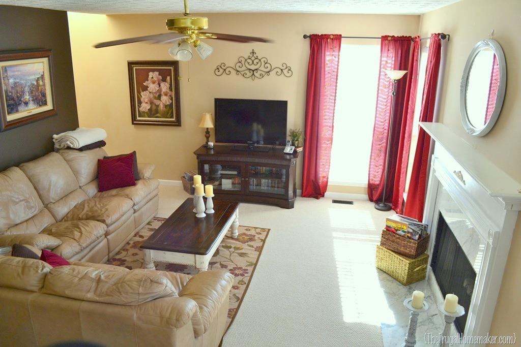 House tour: Living room