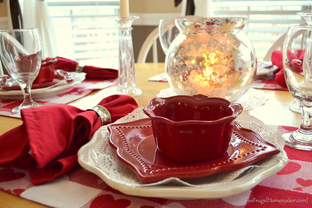 valentine s day tablescape valentine tablesetting