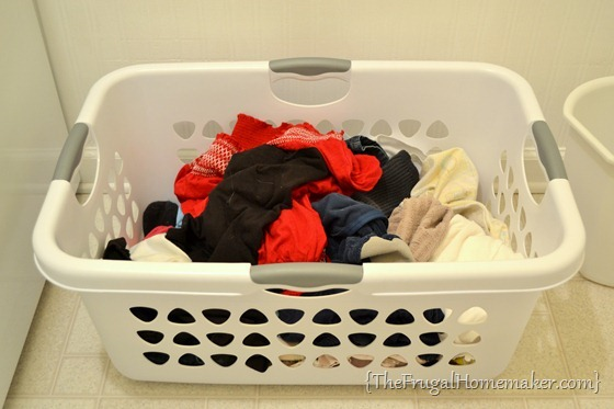 Put Clean Clothes Away ~ The laundry method that changed my life… literally
