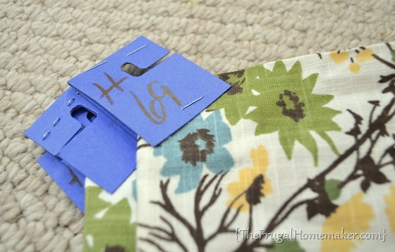 Target placemats + table linens