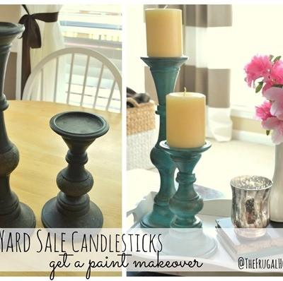 Yard-sale-candlesticks-get-a-paint-makeover.jpg