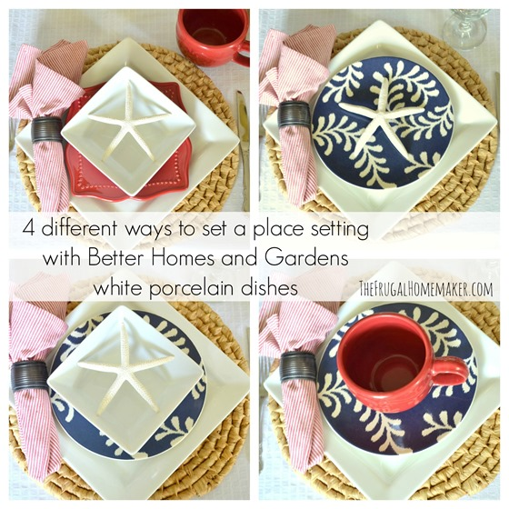 4 ways to decorate with different pattern plates