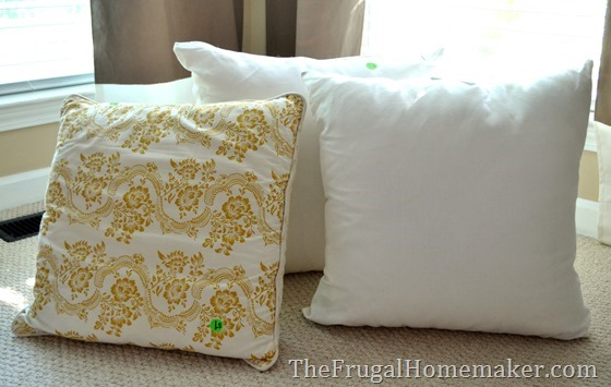 Friday Frugal Finds: pillows, chandelier, home decor, and more! (link up your finds too!)