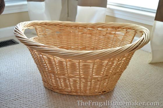 yard sale basket
