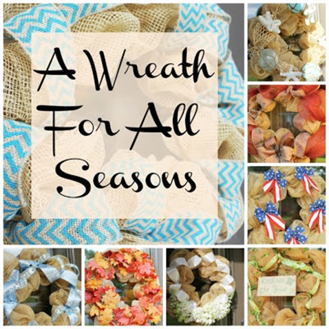 a wreath for all seasons