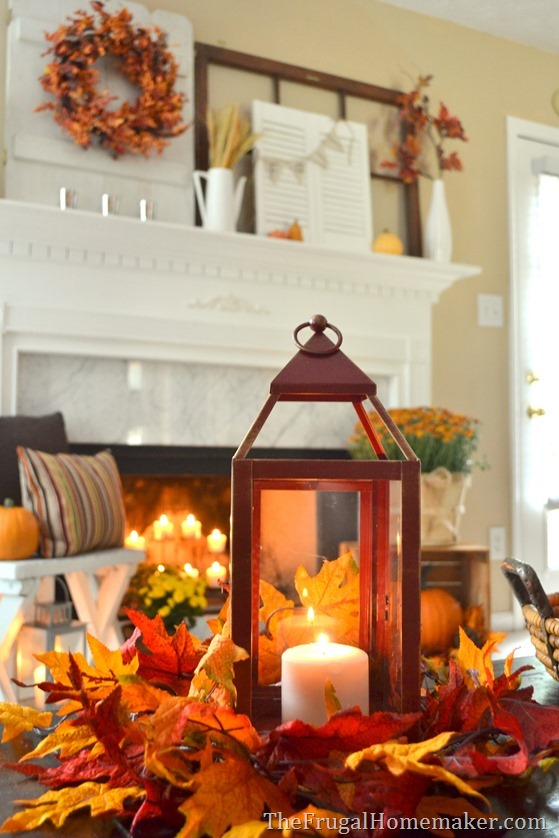 31 Days Of Fall 20 Easy Fall Centerpiece Ideas