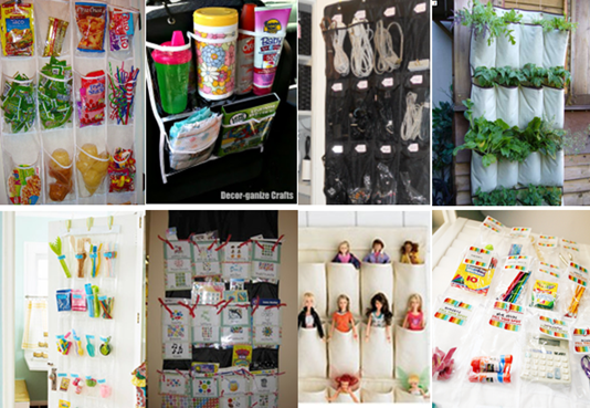 15 repurposed organizational ideas - Ideas for organizing shoes ...