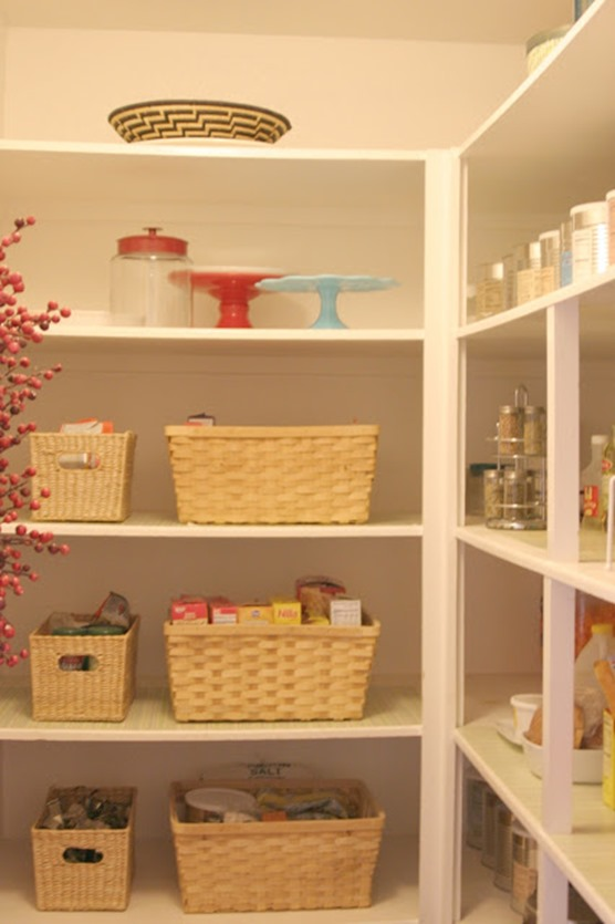 clean pantry
