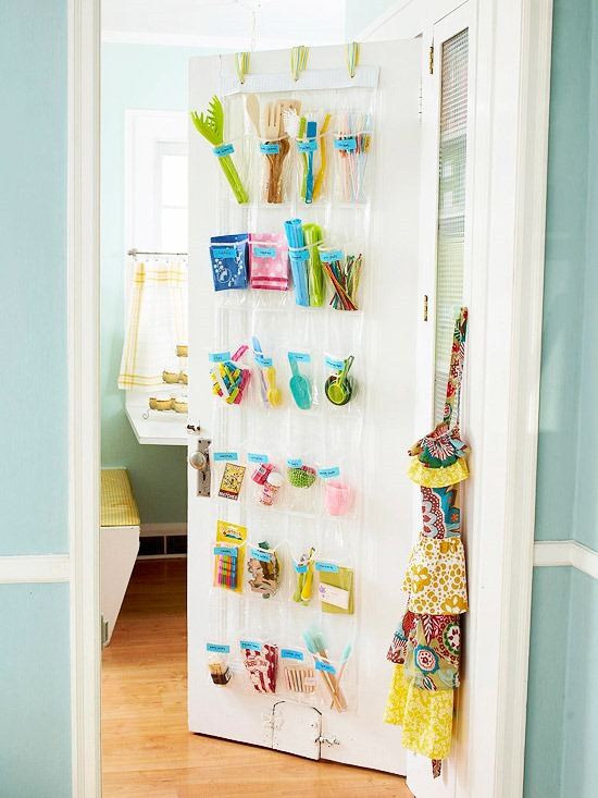 kitchen shoe storage