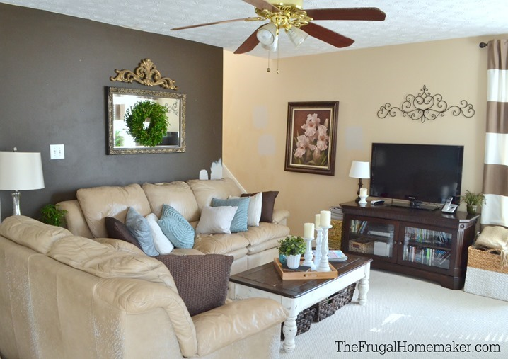 Living Room Accent Wall Colors