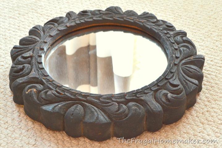 yard sale mirror