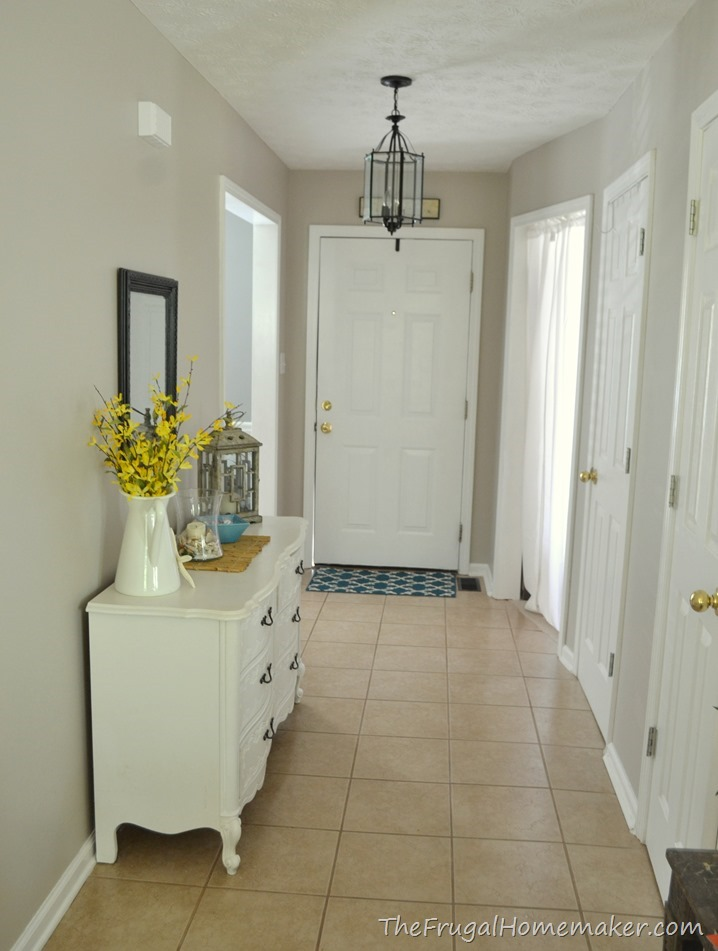 Superior Entryway After  Wheat Bread By Behr