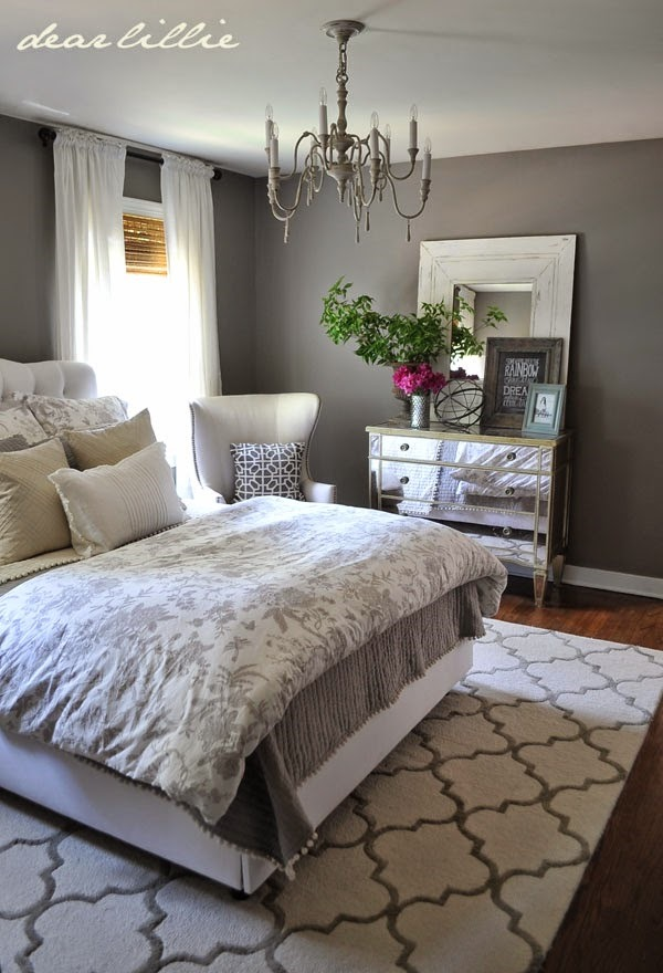 dear lillie guest bedroom - Master Bedrooms