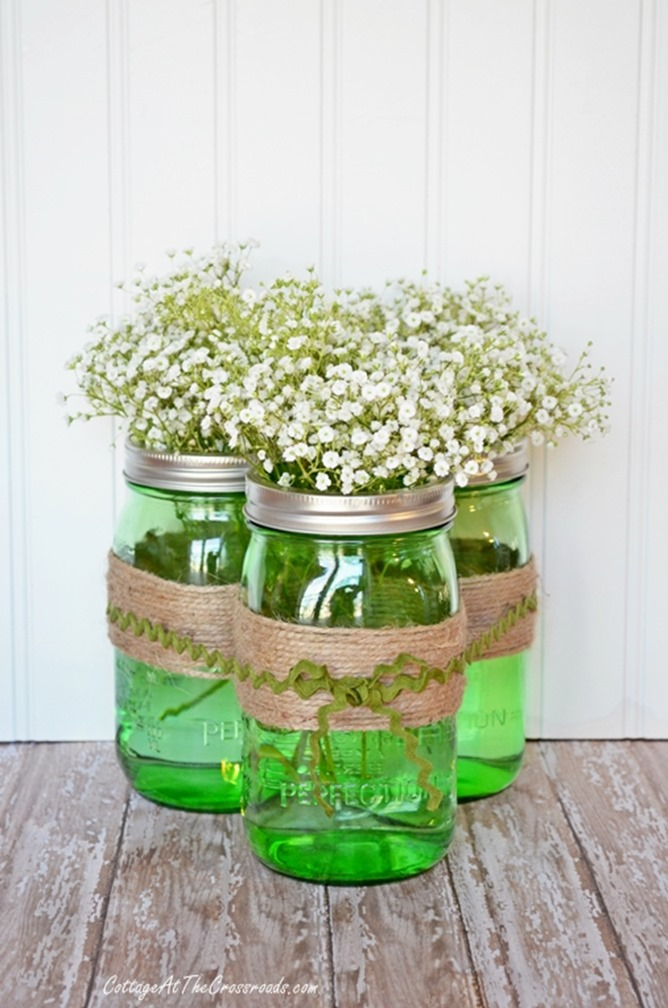 Green-Ball-Jar-Centerpiece-116