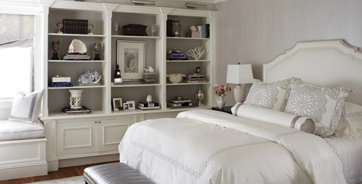 built ins in bedroom