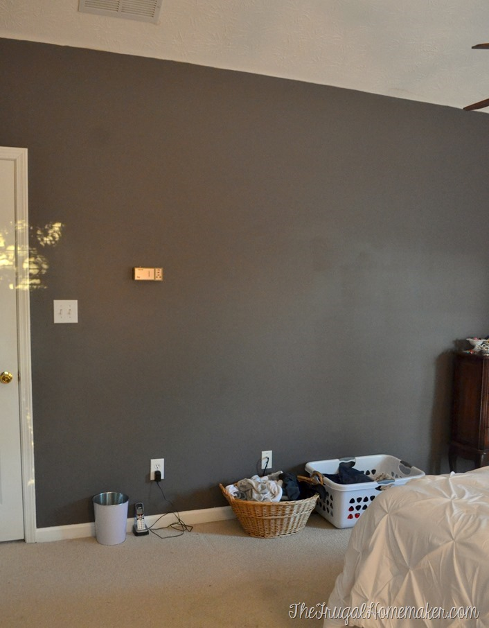 new paint in master bedroom - Magnet by Behr Marquee