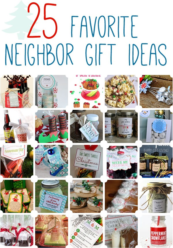 Neighbor gift ideas day 9 of 31 days to take the stress for Great gifts for neighbors on the holiday