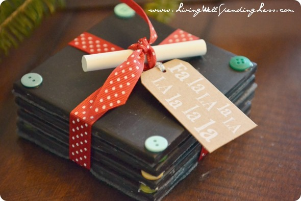 DiY-Chalkboard-Coaster-Set-Tutorial-Handmade-Gift-Idea-Super-cute-idea-for-teachers-homemade-christmas-gifts--1024x682