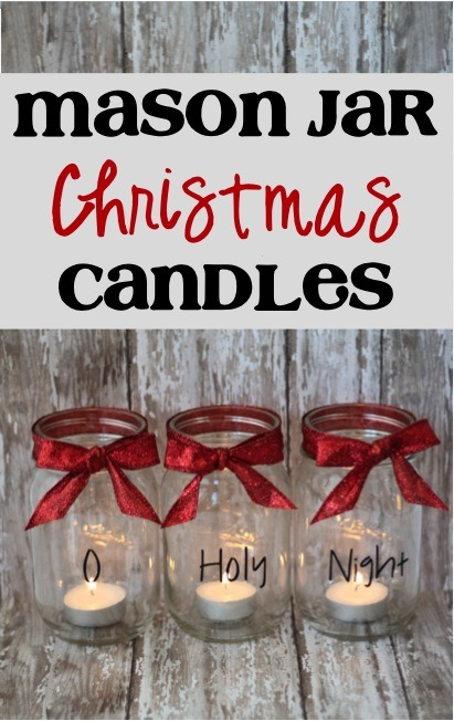 Non food gifts in a jar day 7 of 31 days to take the for Christmas candle gift ideas