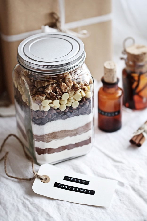 Food gifts in a jar 31 days to take the stress out of christmas