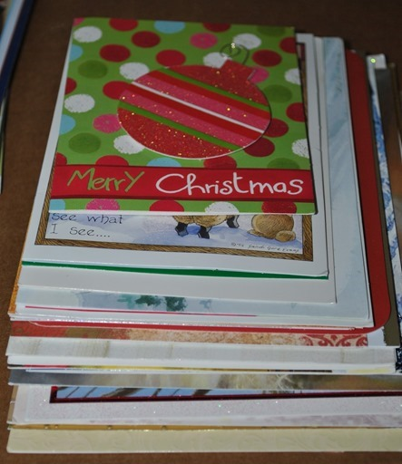 5 tips to sending Christmas Cards  (Day 18 of 31 days to take the Stress out of Christmas)