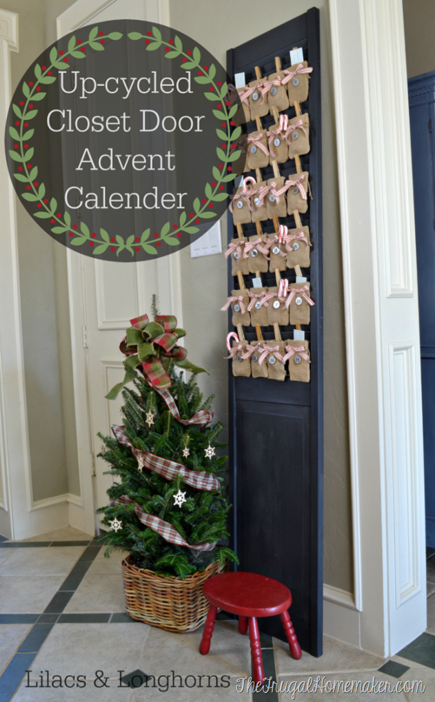 upcycled-closet-door-advent-calender