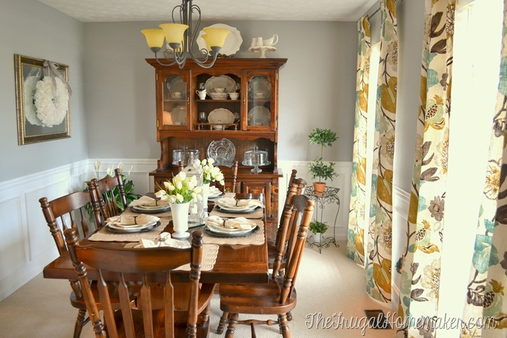 Dining room after - edited