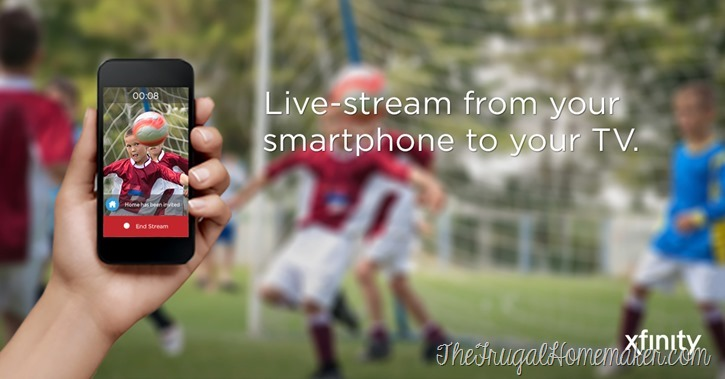 Don't miss out on life's big moments with Share by XFINITY