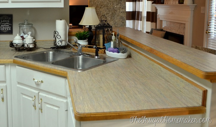 How to install a beadboard backsplash